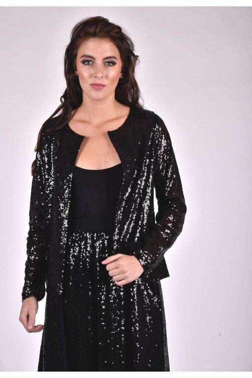 Sienna  Sequin Jacket