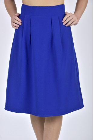 Willow Blue Skirt