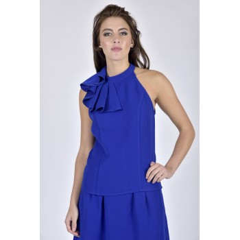 Ava Top - Blue