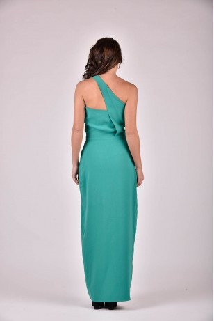 Mariam Dress Emerald